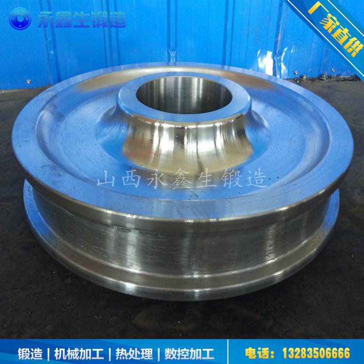 铁水车车轮锻件